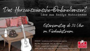 Grafik Konzert Sandy